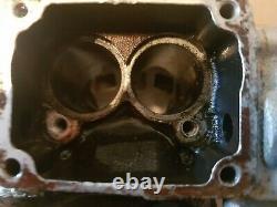 Suzuki ts125r Cylinder + Head Barrel Top End