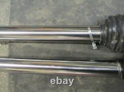 Suzuki ts125x forks pair nos
