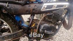 Suzuki ts185 spares/repairs
