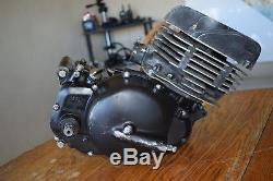 Suzuki ts250 engine TS2504- 77 78 79 80 81 82 tm250 ts400 tm400 cylinder crank