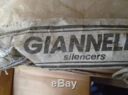 Suzuki ts50er giannelli front pipe new old stock