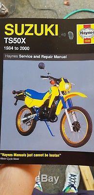 Suzuki ts50x £600 ono
