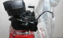Suzuki ts50x engine