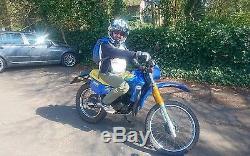 Suzuki ts50x motorcycle 50cc learner