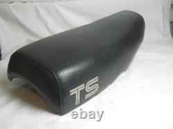 Suzuki used TS100, 1979, SEAT. (ATT)