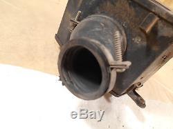 T1095 1978 78 Suzuki Ts125 Airbox + Filter + Element Holder 13700-48010