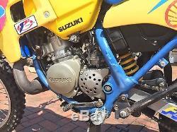 TS125R Suzuki TSR 125 1993