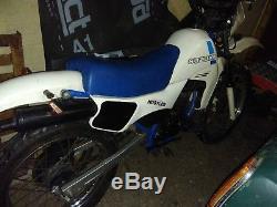 Ts 50 TS50cc suzuki 1986 50cc moped sports derestricted TS 50 cc