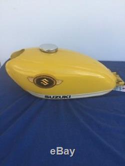 Used OEM 70-71 Suzuki TS90 TS 90 Gas Fuel Tank