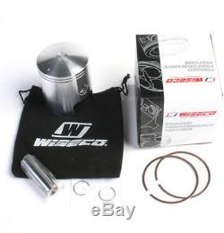 Wiseco STD Piston Kit 64.00 MM for Suzuki TC 185 74-77, TS 185 71-81 176M06400