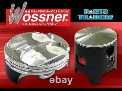Wossner Piston Kit Suzuki TS250 TS 250 1984 84 1985 85 Over Bore 72mm