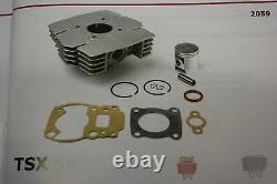 Zylinder Zylinderkit Suzuki TS50X TS50XK TS50 41mm 50ccm