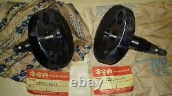 12221-46100 Et 12261-46100 Rm50 / Pv50 / Ts50 / Zr50 Suzuki Rh & Lh Vilebrequin Demi-set