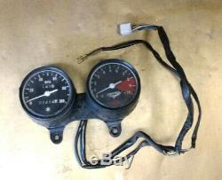 1971-1977 Suzuki Ts185 Ts 185 Jauge Tachymètre Jauges Tachymètre
