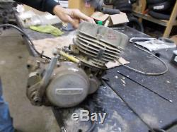 1971 Suzuki Ts250 Savage Oem Moteur / Moteur Besoins Reconstruits