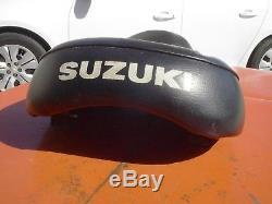 1972 1973 Suzuki Ts250 Seat Très Bel État