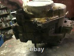 1972 Suzuki Ts185 Engine Bottom End Crank Case Transmission Ts 185