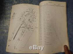 1972 Suzuki Ts400j Apache Catalogue Pièces Détachées 1ère Édition 74 Ts 400 J
