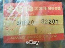 1973-1977 Suzuki Ts400 Ts 400 Apache Nos Harnais De Câblage # 36620-32201