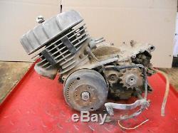 1978 Suzuki Ts250 Engine (condition Inconnue, 145psi) # 8143