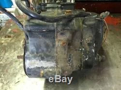 1981 Suzuki Ts185 Engine Fin Bas Magneto Crank Case Transmission Ts 185