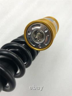 1pcs 400mm 15,7 Printemps = 10 MM Moto Et Vtt Air Shock Absorber Honda Fit Yamaha