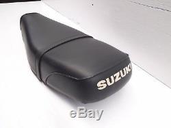 73 77 Suzuki Ts Tc 100 Nouveau Nos Housse De Coffre Pour Siège 45100-25710-865
