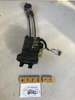Actionneur Suzuki Ts200r Commande Pneumatique Et Câbles 33970-08d00