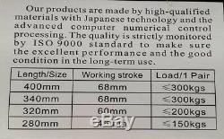 Amortisseurs De Moto Arrière De 340mm Trou Rond Pour Suzuki Bmw Universal