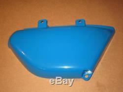Cache Latéral De Cru Vintage Suzuki Nos Ts400 1977 47111-32600-03j
