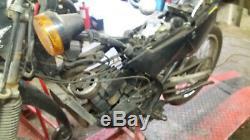 Cadre Suzuki Ts50x 1987 Avec V5 Et Efficace Hpi D Reg Uk Uk Bike From New
