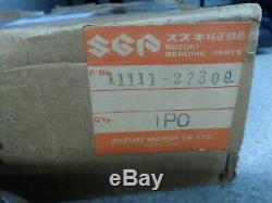 Cylindre Nos Suzuki Oem Head 1971-1973 Ts125 Duster Tc125 1973 Rv125 11111-27300
