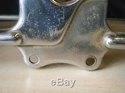 Garde-boue Avant Modèle Ts185 / 250 O. E Early, Chrome