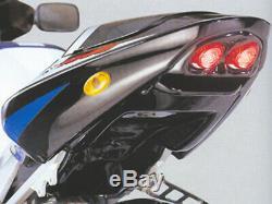 Gimbel Heck Innenverkleidung Suzuki Gsx-r 600 // 01-03 Type Fv-wvbg // Aus Gfk