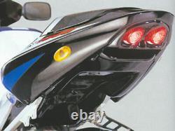 Gimbel Heck Innenverkleidung Suzuki Gsx-r 750 (wvbd) 00-03 Unlackiert A
