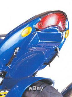 Gimbel Heck Innenverkleidung Suzuki Sv 650 N + S // 99-02 Fz-typ Av Aus Gfk