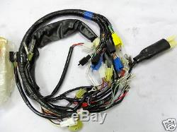 Harnais De Fil De La Noueuse Ts125r De 1989-1994 De Wireharness De Suzuki Ts125 36610-03d01 Câblage