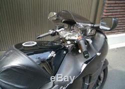 Helibars Riser Guidon Riser 1999-2007 Suzuki Hayabusa / Ts3702 281-0401