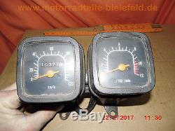 Instrumente Tacho Dzm Horloges Speedo Suzuki Ts 50 80 125 Er, Ggf. Zr Rg Gt 50 80