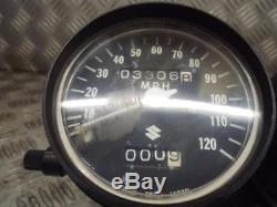 Jauges À Instruments Cadrans Suzuki Ts400 Ts 400