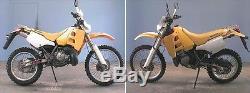 Jeu De Pistons Suzuki Ts125r Sf15a Rk-rr 12110-03d03-0f0 12140-03d30 09263-16028