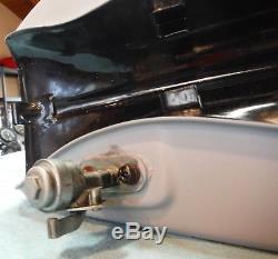 Le Réservoir D'essence Suzuki Ts250 Est Presque Parfait - Apprêt Noir Dessous No Rust Ts 250
