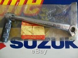 Levier De Démarrage Suzuki Nos Nla 1974 Tm75 Ts75 As50 Mt50 K11 K15 26300-26100