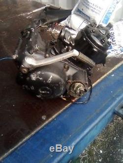 Moteur Refroidi Par Eau Suzuki Rm 125 Ts 125