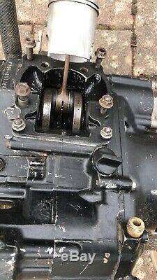 Moteur Suzuki Ts 125 X 1984-1988