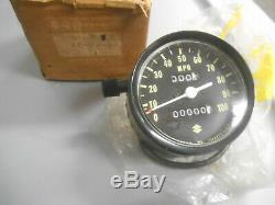 Nos Assemblée Suzuki Rv125 Tachymètre Ts185 Ts125 Tc125 34101-28613