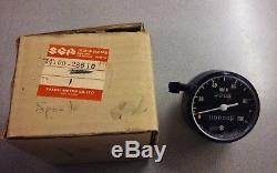 Nos Compteur De Vitesse Ts125 Ts185 34100-28610-999 Suzuki Duster Sierra Speedo 1971 72