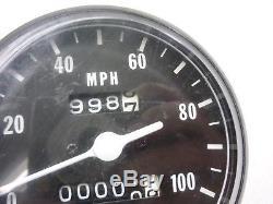 Nos Nouveaux Suzuki 71-76 Ts185 71-77 Tc Ts125 Compteur De Vitesse 34100-28611