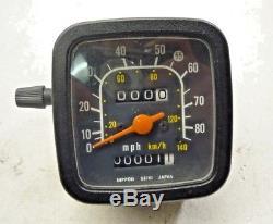 Nos Nouveaux Suzuki 80 81 Ts100 Ts125 Ts185 Compteur De Vitesse Jauge Ome 34100-48515
