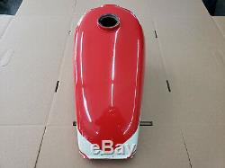 Nos Suzuki Ts185j Réservoir D'essence Sierra Vintage Ahrma